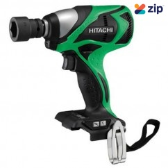 "Hitachi WR18DBDL(H4) - 18V 1/2"" Cordless Brushless Impact Wrench Skin Impact Wrenches Square Drive"